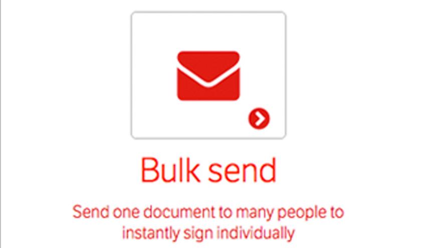 Bulk-Send