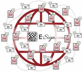 Who are e-sign?