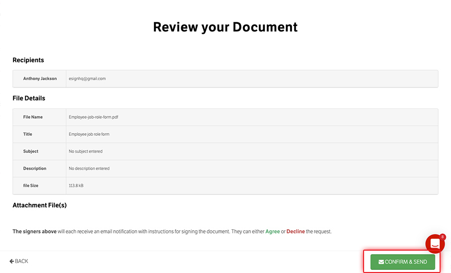 E-Sign-user-guide-document-templates-use-step-2