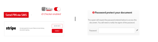 How to use E-Signs ID verification tool