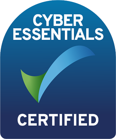 E-Sign are certified by cyber essentials