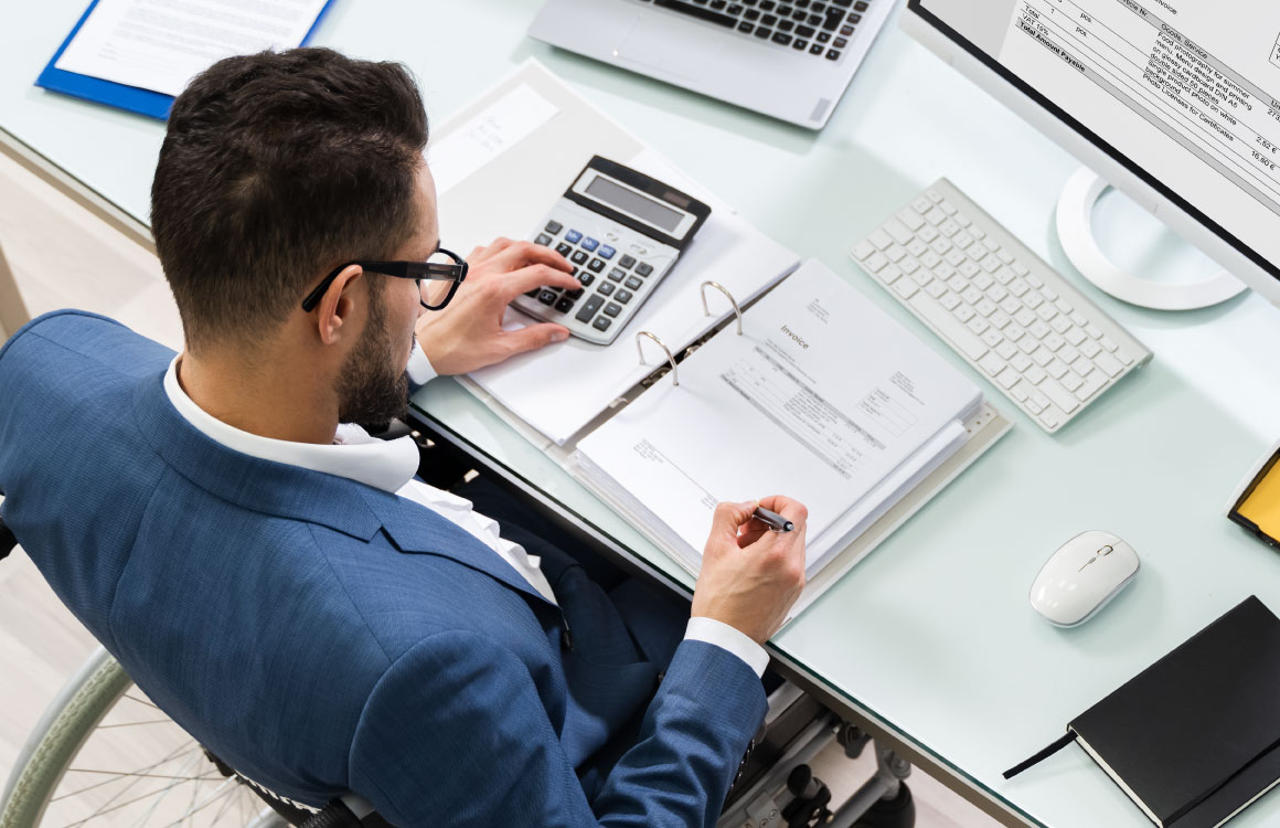 Accurate and Efficient Accounting
